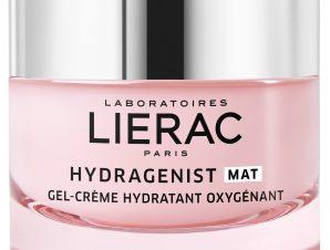 Hydragenist Gel-Cream Mat 50ml – Lierac,Κρέμα-Ζελ Προσώπου Ενυδάτωσης, Οξυγόνωσης, Επαναπύκνωσης για Κανονικές-Μικτές Επιδερμίδε