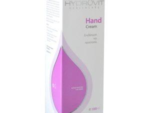 Hydrovit Hand Cream Κρέμα για Ενυδάτωση και Προστασία των Χεριών 100ml
