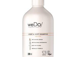 weDo Light & Soft Shampoo for Fine Hair Σαμπουάν Ενυδάτωσης για Λεπτά Μαλλιά 300ml