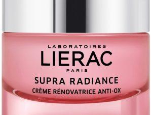 Lierac Supra Radiance Creme Renovatrice Anti-Ox Κρέμα Κυτταρικής Ανανέωσης για Κανονικές – Ξηρές Επιδερμίδες 50ml