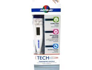 Master Aid Ψηφιακό Θερμόμετρο Λεπτού με Ηχητική Ειδοποίηση 1τμχ