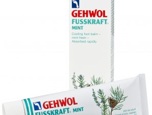 Gehwol Fusskraft Mint Αντιφλογιστικό Βάλσαμο για Πέλματα και Γάμπες 75ml