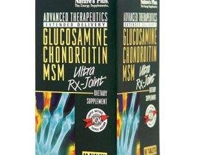 NATURE'S PLUS Glucosamine-Chondroitin-MSM Ultra Rx-Joint 90Tabs