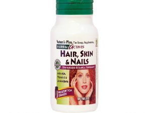 NATURE'S PLUS Hair Skin & Nails 60tabs
