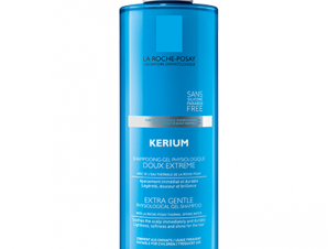 LA ROCHE-POSAY KERIUM Extra Gentle Physiological Gel-Shampoo 400ml