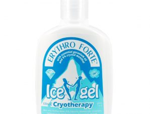 Erythro Forte Ice Gel Cryotherapy Τζελ για Κρυοθεραπεία 100ml