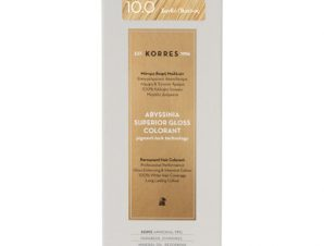 KORRES Abyssinia superior gloss colorant 10.0 Ξανθό Πλατίνας 1,70Fl. Oz.50mL