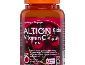 ALTIONS Kids Vitamin C 60 ΖΕΛΕΔΑΚΙΑ 138gr