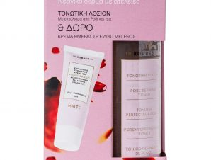 Korres Ρόδι Promo Ματ Αποτέλεσμα με Pomegranate Pore Refining Toner 200ml & ΔΩΡΟ Pomegranate Moisturising & Balancing Cream-Gel 16ml