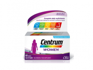 CENTRUM WOMEN 60TABS