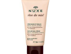 Reve De Miel Cream Mains Et Ongles 50ml – NUXE,Κρέμα για Ξηρά & Ταλαιπωρημένα Χέρια – Κατάλληλη & για τα Νύχια