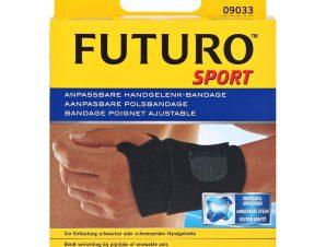 Futuro Sport Ρρυθμιζόμενο Περικάρπιο Basic 1τμχ 09033