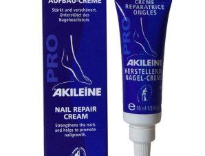 Vican Akileine Pro Nail Repair Cream Επανορθωτική & Δυναμωτική Κρέμα Νυχιών 10ml