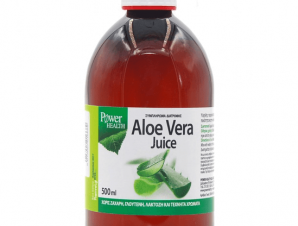 Power Health Aloe Vera Juice Αντιοξειδωτικός Χυμός Αλόης Υψηλής Περιεκτικότητας σε Θρεπτικά Συστατικά 500ml