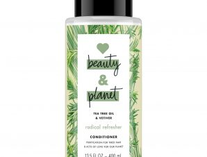 Love Beauty and Planet Conditioner Rosemary & Vetiver, για Λιπαρά Μαλλιά 400ml