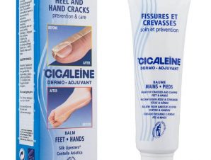 Vican Akileine Cicaleine Επανορθώνει Άμεσα & Περιποιείται τις Σκασμένες, Ταλαιπωρημένες & Σκισμένες Επιδερμίδες 50ml