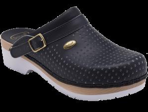 Scholl Shoes Σαμπό Μπλε Υπέρ Αναπαυτικά Παπούτσια που Χαρίζουν Σωστή Στάση & Φυσικό Χωρίς Πόνο Βάδισμα 1 Ζευγάρι – 42