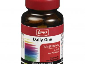 Lanes Daily One Πολυβιταμίνη με Πλήρη Συνδυασμό Βιταμινών & Μετάλλων 30caps