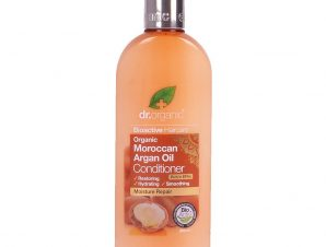 Dr Organic Organic Moroccan Argan Oil Conditioner Μαλακτική Κρέμα Μαλλιών με έλαιο Αργκάν 265ml
