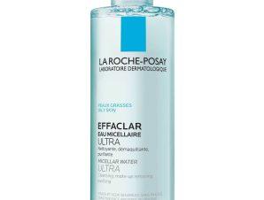 La Roche-Posay Effaclar Eau Micellaire Purifiante Νερό Καθαρισμού για Λιπαρό & Ευαίσθητο Δέρμα 400ml