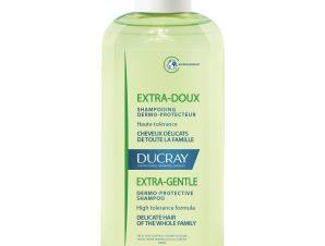 Extra-Doux Shampooing Dermoprotecteur – Ducray,Shampoo Συχνής Χρήσης για το Ευαίσθητο Τριχωτό – 200ml