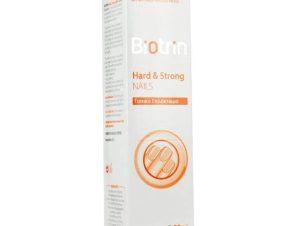 Biotrin Hard & Strong Nails Topical Emulsion Σκληρυντικό, Προστατευτικό Γαλάκτωμα Καθημερινής Φροντίδας για Εύθραυστα Νύχια 20ml