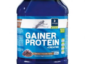 MyElements Sports High Performance Gainer Protein Powder Πρωτεΐνη με Γεύση Delicious Chocolate 2Kg