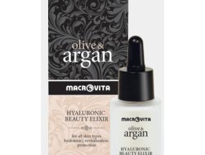 Macrovita Beauty Elixir Hyaluronic Ελιξήριο Ομορφιάς Υαλουρονικού Οξέος 15ml