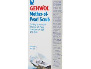 Gehwol Mother Of Pearl Απολεπιστική Πάστα για Γάμπες και Πέλματα 125ml