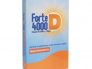 Quest Forte D 4000iu Συμπλήρωμα Διατροφής Βιταμίνη D 60Μασώμενες Ταμπλέτες