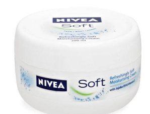 Nivea Soft , Ενυδατική Κρέμα με μοναδική υφή 50ml