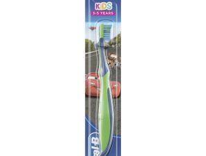 Oral B Παιδική Οδοντόβουρτσα Cars (3-5ετών)