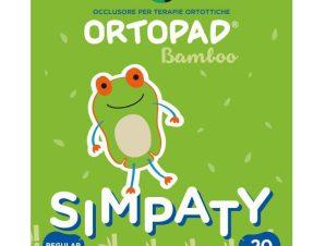 Master Aid Ortopad Regular Οφθαλμικά Αυτοκόλλητα Για Στραβισμό (4 ετών και άνω) 20 Simpaty
