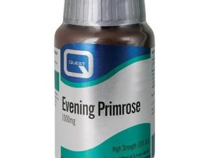 Quest Evening Primrose Oil 1000mg 10% GLA 30 κάψουλες