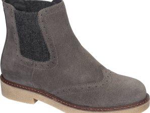 Scholl Shoes Rudy Birch F276121560 Γυναικεία Ανατομικά Μποτάκια, Χαρίζουν Σωστή Στάση & Φυσικό Χωρίς Πόνο Βάδισμα 1 Ζευγάρι – 39
