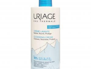 Uriage Eau Thermale Cleansing Cream Κρεμώδης και Ελαφριά Βάση Καθαρισμού 500ml