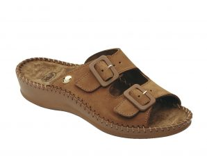 Scholl Shoes Weekend Καφέ Γυναικεία Ανατομικά Παπούτσια Χαρίζουν Σωστή Στάση & Φυσικό Χωρίς Πόνο Βάδισμα 1 Ζευγάρι – 40