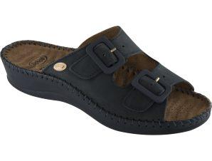 Scholl Shoes Weekend F20068104 Navy Blue 1 Ζευγάρι – 36